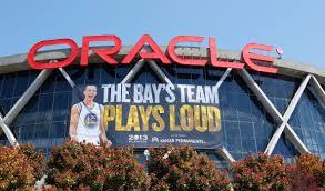 Oracle arena em Oakland